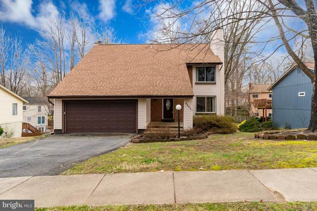 4393 Ashgrove Drive, DUMFRIES, VA 22025 (#VAPW487482) :: John Smith Real Estate Group