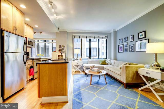 1701 16TH Street NW #448, WASHINGTON, DC 20009 (#DCDC458352) :: The Team Sordelet Realty Group