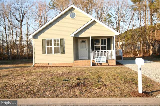 4 Heron Way, CRISFIELD, MD 21817 (#MDSO103180) :: Brandon Brittingham's Team