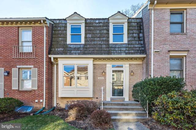 4068 Norbeck Square Drive, ROCKVILLE, MD 20853 (#MDMC695608) :: AJ Team Realty