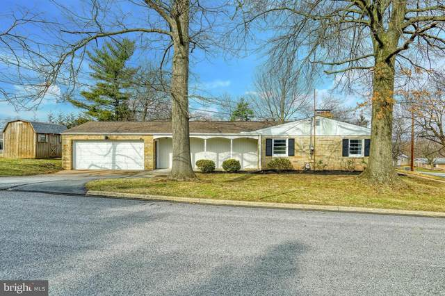 101 Pleasantview Terrace, NEW CUMBERLAND, PA 17070 (#PAYK133162) :: The Jim Powers Team