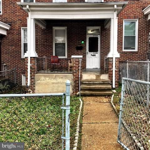 705 Mount Holly Street, BALTIMORE, MD 21229 (#MDBA500078) :: The Riffle Group of Keller Williams Select Realtors