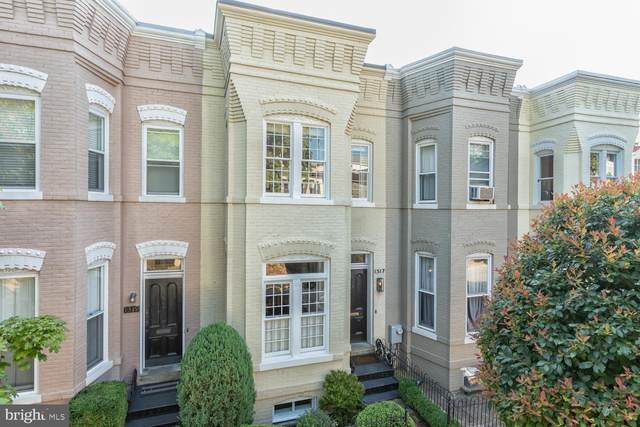 1317 35TH Street NW, WASHINGTON, DC 20007 (#DCDC458374) :: The Licata Group/Keller Williams Realty