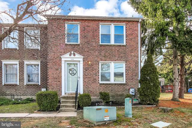 140 Drexel Drive, BEL AIR, MD 21014 (#MDHR243406) :: Pearson Smith Realty