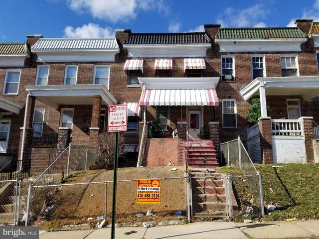 610 Allendale Street, BALTIMORE, MD 21229 (#MDBA500126) :: SURE Sales Group