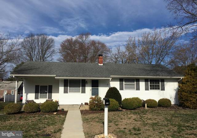 515 Pleasant Place, EASTON, MD 21601 (#MDTA137384) :: John Smith Real Estate Group