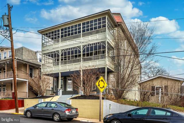 6 N Maryland Avenue, BRUNSWICK, MD 21716 (#MDFR259796) :: The Bob & Ronna Group