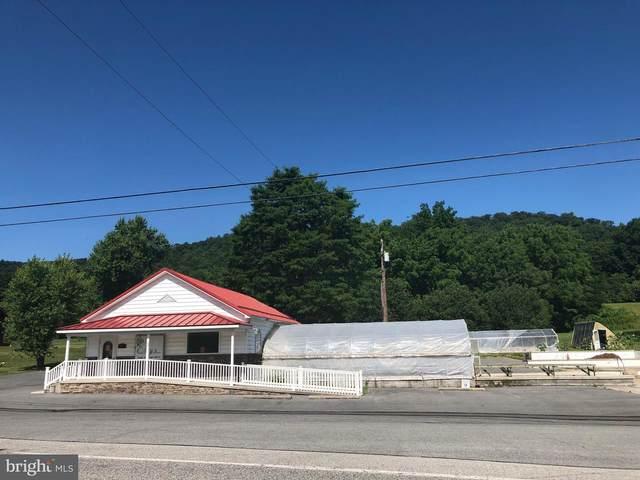 135 Knobsville Rd, MCCONNELLSBURG, PA 17233 (#PAFU104436) :: The Bob & Ronna Group