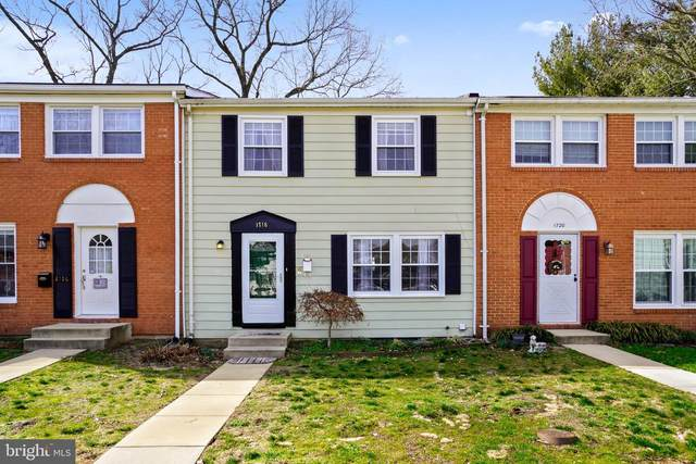 1718 Gunwood Place, CROFTON, MD 21114 (#MDAA425328) :: AJ Team Realty