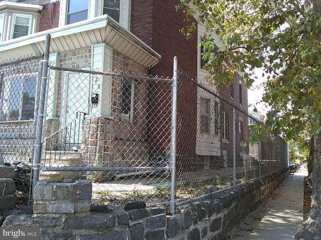 626 S 52ND Street, PHILADELPHIA, PA 19143 (#PAPH871246) :: Jim Bass Group of Real Estate Teams, LLC