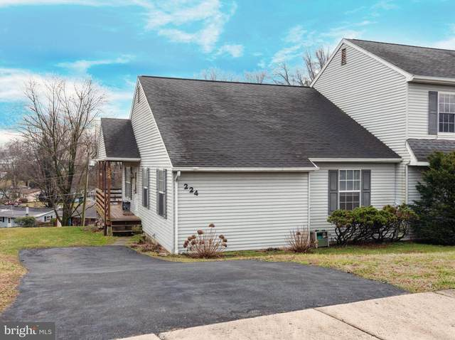 224 Halsey Avenue, READING, PA 19609 (#PABK354188) :: Iron Valley Real Estate