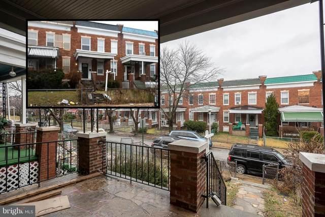 306 Lyndhurst Street, BALTIMORE, MD 21229 (#MDBA500138) :: The Riffle Group of Keller Williams Select Realtors