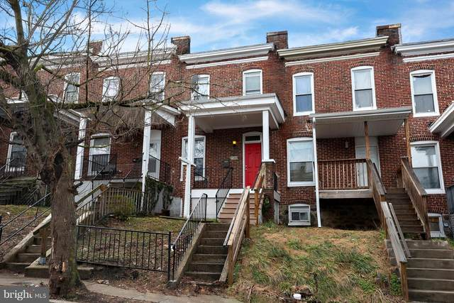 734 Denison Street, BALTIMORE, MD 21229 (#MDBA500142) :: The Riffle Group of Keller Williams Select Realtors