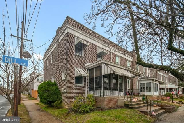 100 Dill Avenue, COLLINGSWOOD, NJ 08108 (#NJCD387032) :: Larson Fine Properties