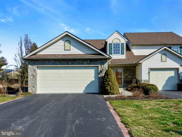 139 Gantz Meadows, MOUNT JOY, PA 17552 (#PALA158750) :: John Smith Real Estate Group