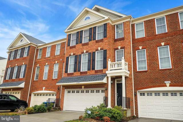 25569 America Square, CHANTILLY, VA 20152 (#VALO403394) :: The Kenita Tang Team