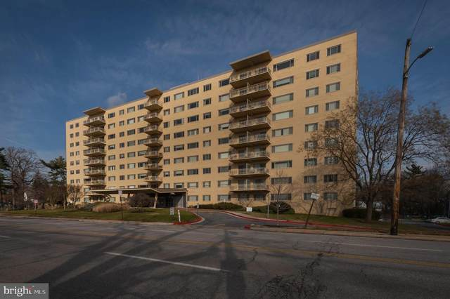 7121 Park Heights Avenue B106, BALTIMORE, MD 21215 (#MDBA500148) :: Ultimate Selling Team