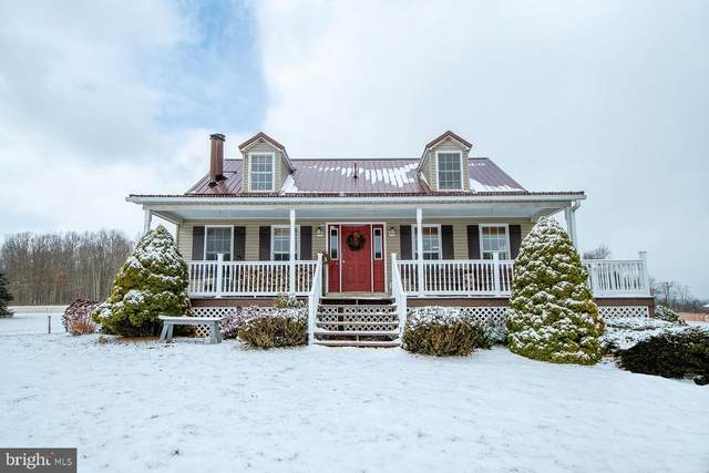 763 Steiding Church Road, SWANTON, MD 21561 (#MDGA132102) :: Great Falls Great Homes