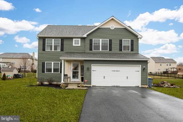 145 Farm House Lane, YORK, PA 17408 (#PAYK133200) :: Iron Valley Real Estate