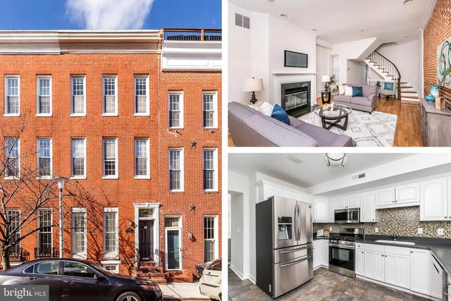 1310 William Street, BALTIMORE, MD 21230 (#MDBA500170) :: The Dailey Group