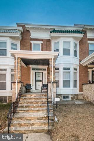 2518 Harlem Avenue, BALTIMORE, MD 21216 (#MDBA500176) :: The Miller Team