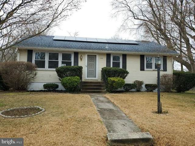 133 Nottingham Road, PENNSVILLE, NJ 08070 (MLS #NJSA137248) :: The Dekanski Home Selling Team