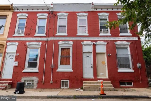 2606 N Darien Street, PHILADELPHIA, PA 19133 (#PAPH871398) :: LoCoMusings