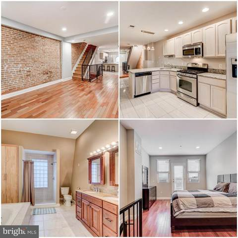 508 E Fort Avenue, BALTIMORE, MD 21230 (#MDBA500184) :: The Dailey Group