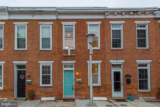1429 Cooksie Street, BALTIMORE, MD 21230 (#MDBA500198) :: Advon Group