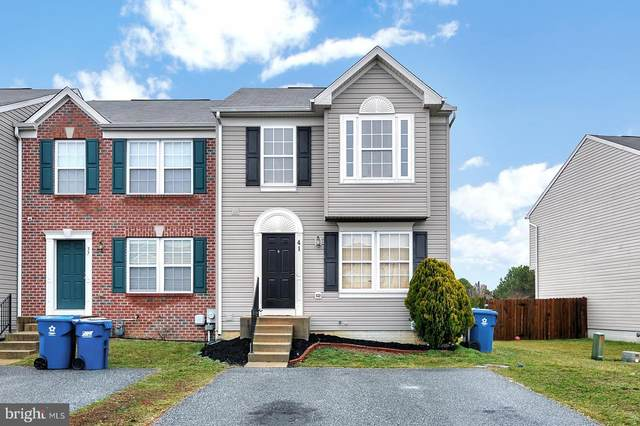 41 E Fred Circle, CAMDEN WYOMING, DE 19934 (#DEKT236098) :: Colgan Real Estate