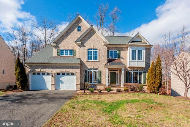 3473 Logstone Drive, TRIANGLE, VA 22172 (#VAPW487554) :: Dart Homes