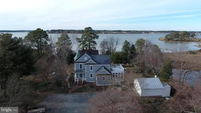 2692 Fleeton Road, REEDVILLE, VA 22539 (#VANV101274) :: Bruce & Tanya and Associates