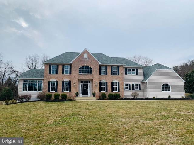 1100 Harmony Circle, WEST CHESTER, PA 19380 (#PACT498682) :: Keller Williams Real Estate