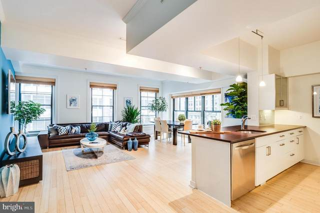 631 D Street NW #233, WASHINGTON, DC 20004 (#DCDC458502) :: Jim Bass Group of Real Estate Teams, LLC