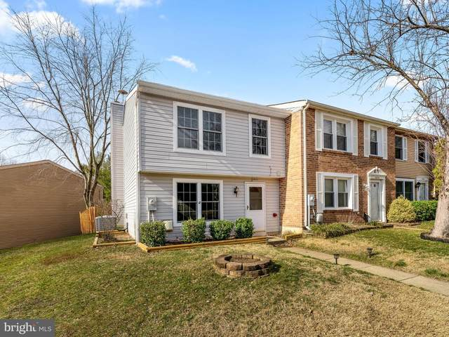 10618 Whiterock Court, LAUREL, MD 20723 (#MDHW275400) :: The Kenita Tang Team