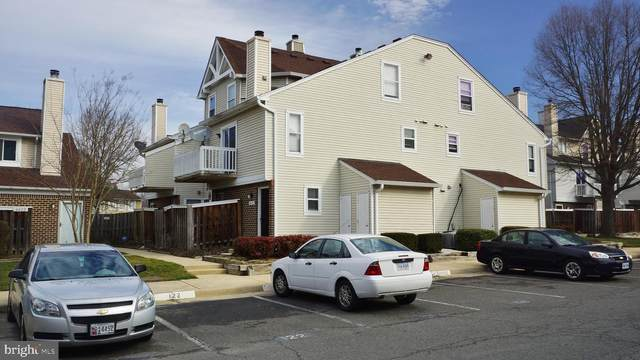4418 Pembrook Village Drive #121, ALEXANDRIA, VA 22309 (#VAFX1111162) :: RE/MAX Cornerstone Realty