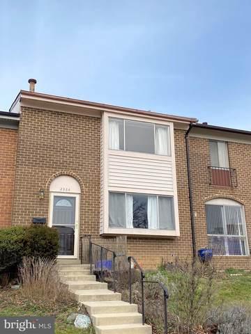 2384 Sun Valley Circle 2-P, SILVER SPRING, MD 20906 (#MDMC695812) :: The Matt Lenza Real Estate Team
