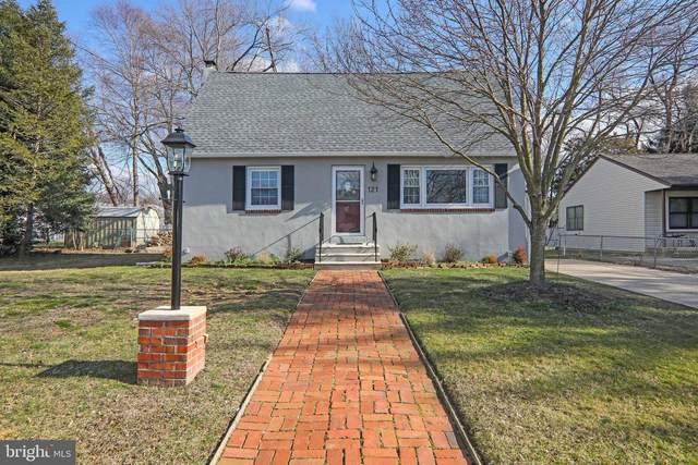 121 Rhode Island Avenue, CHERRY HILL, NJ 08002 (#NJCD387108) :: The Dailey Group