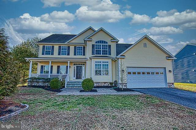 10536 Country Grove Circle, DELMAR, DE 19940 (#DESU156018) :: Brandon Brittingham's Team