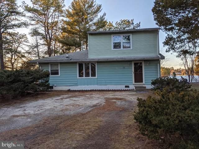 20 Cardinal Drive, BROWNS MILLS, NJ 08015 (#NJBL366764) :: John Smith Real Estate Group