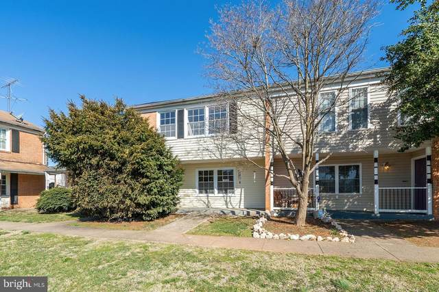 282 Jackson Street, WARRENTON, VA 20186 (#VAFQ164126) :: Jacobs & Co. Real Estate