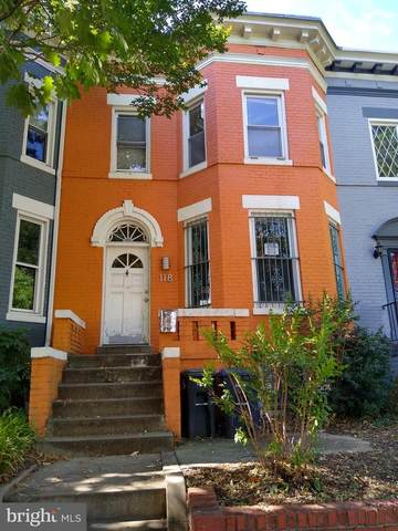 118 15TH Street NE, WASHINGTON, DC 20002 (#DCDC458538) :: The Bob & Ronna Group