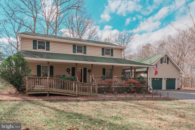 26335 Mountain View Drive, RHOADESVILLE, VA 22542 (#VAOR135902) :: Larson Fine Properties