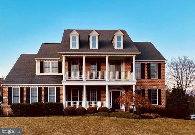 2001 Kings Forest Trail, MOUNT AIRY, MD 21771 (#MDCR194552) :: Dart Homes