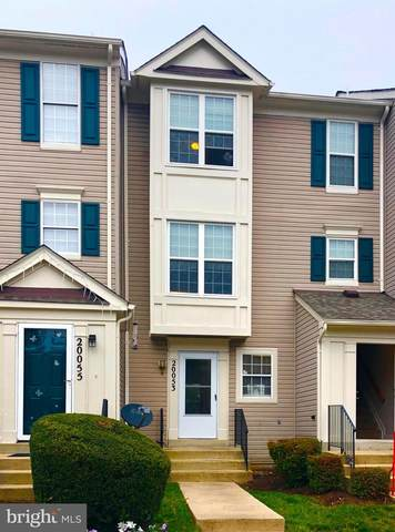 20053 Dunstable Circle #305, GERMANTOWN, MD 20876 (#MDMC695830) :: Tessier Real Estate