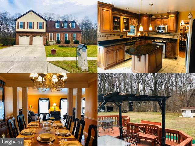 3929 Sunflower Circle, BOWIE, MD 20721 (#MDPG559378) :: AJ Team Realty