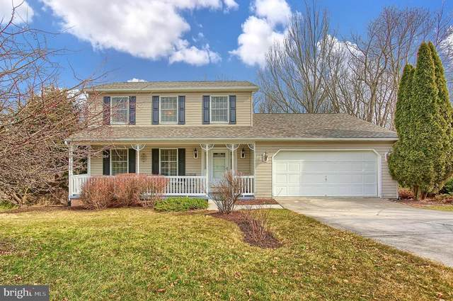 6333 Bennington Road, MECHANICSBURG, PA 17050 (#PACB121444) :: Iron Valley Real Estate