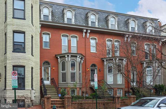 1328 Corcoran Street NW #1, WASHINGTON, DC 20009 (#DCDC458544) :: Homes to Heart Group