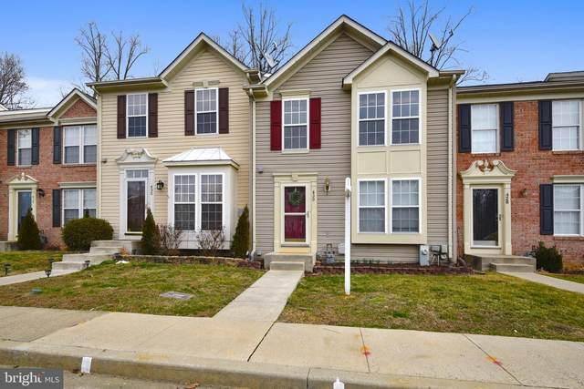 430 Foreland Garth, ABINGDON, MD 21009 (#MDHR243442) :: AJ Team Realty