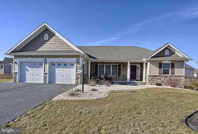 219 Scenic Ridge Boulevard, LEBANON, PA 17042 (#PALN112444) :: The Joy Daniels Real Estate Group